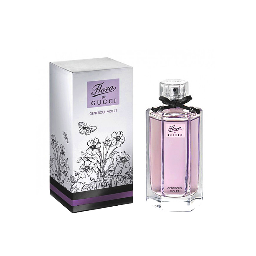 Flora by Gucci Generous Violet фото № 1