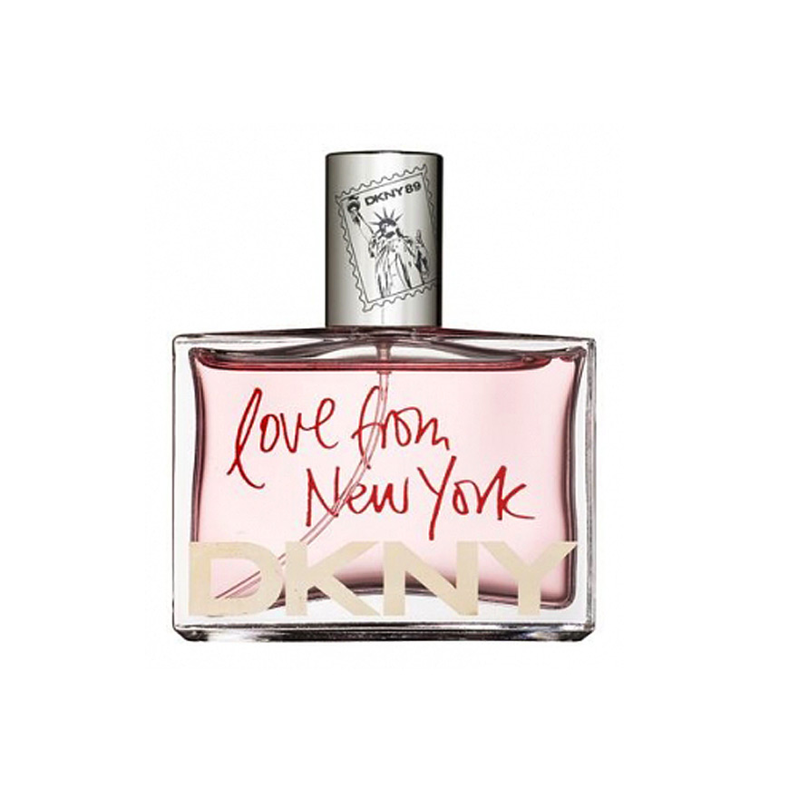 DKNY Love From New York фото № 1