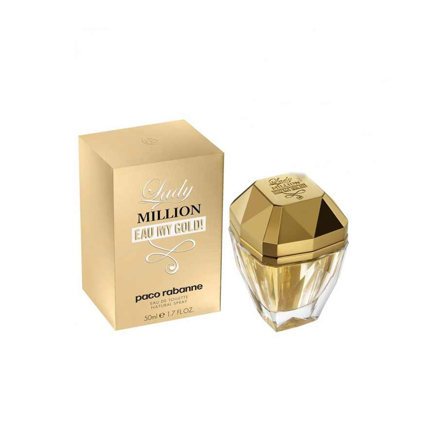 Lady Million Eau My Gold! фото № 1
