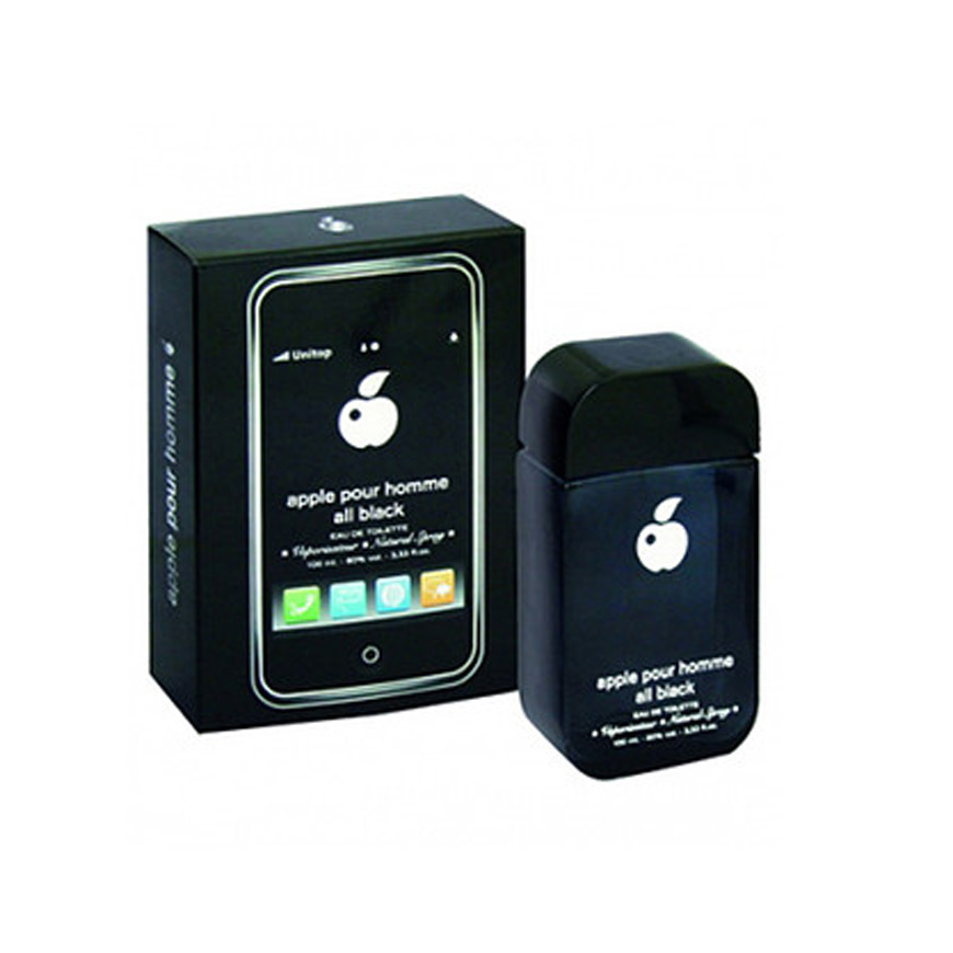 Apple Homme All Black фото № 1