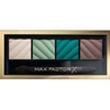 Max Factor Smokey Eye Matte 4-цветные тени для век №40 Hypnotic Jade