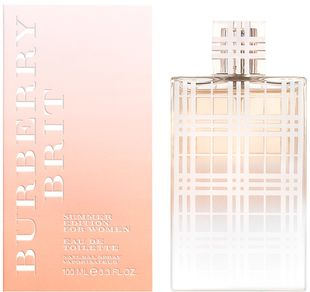 Туалетная вода Burberry Brit Summer For Women