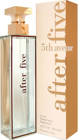 Туалетные духи Elizabeth Arden 5th Avenue After Five