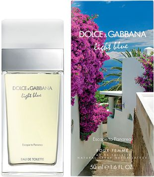 Туалетная вода Dolce & Gabbana Light Blue Escape to Panarea