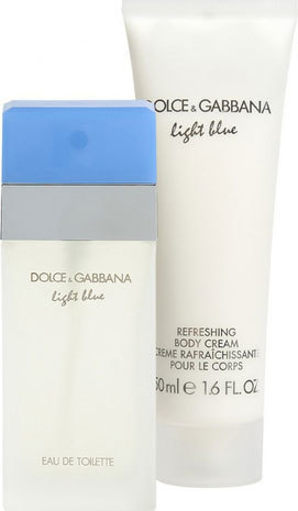 Набор Dolce & Gabbana Light Blue