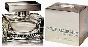 Туалетная вода Dolce & Gabbana L'Eau The One