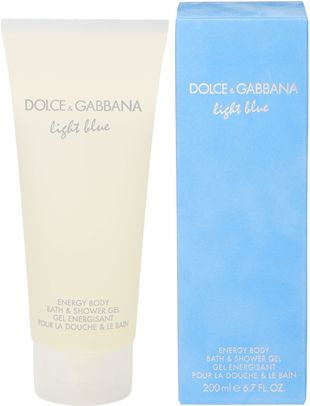Гель для душа Dolce & Gabbana Light Blue