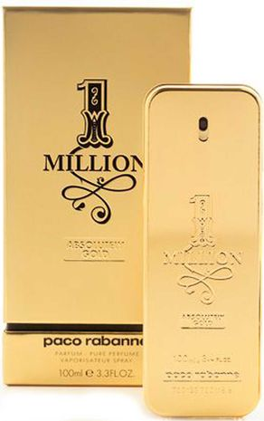 Духи Paco Rabanne 1 Million Absolutely Gold