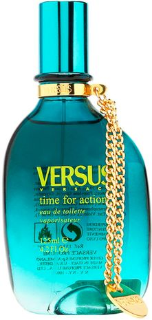 Туалетная вода Versace Versus Time for Action