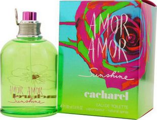 Туалетная вода Cacharel Amor Amor Sunshine