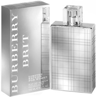Туалетные духи Burberry Brit Limited Edition for Women