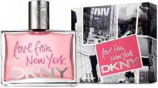 Туалетные духи Donna Karan DKNY Love From New York