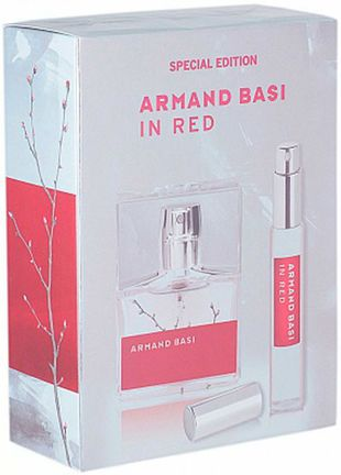 Набор Armand Basi In Red