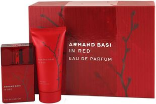 Набор Armand Basi In Red Eau de Parfume