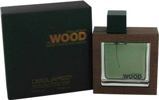 Туалетная вода Dsquared2 He Wood Rocky Mountain Wood
