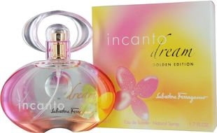Туалетная вода Incanto Dream Golden Edition