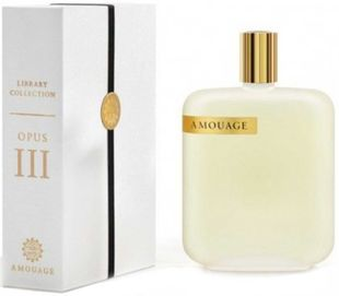 Туалетные духи Amouage The Library Collection: Opus III