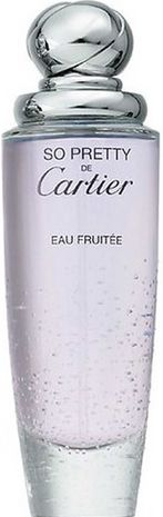 Туалетная вода Cartier So Pretty Eau Fruitee