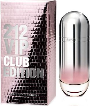 Туалетная вода Carolina Herrera 212 VIP Club Edition