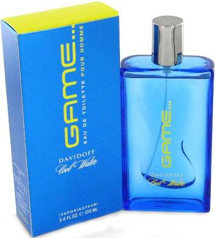 Туалетная вода Davidoff Cool Water Game pour Homme