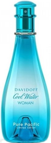 Туалетная вода Davidoff Cool Water Pure Pacific for Her