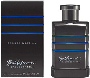 Туалетная вода Hugo Boss Baldessarini Secret Mission