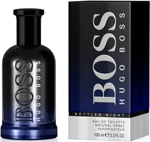 Туалетная вода Hugo Boss Boss Bottled Night
