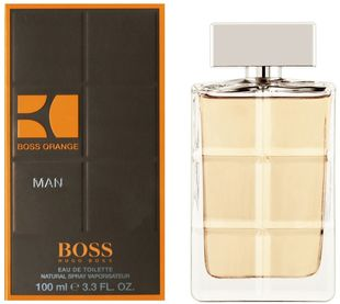 Туалетная вода Hugo Boss Boss Orange for Men