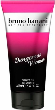 Гель для душа Bruno Banani Dangerous Woman