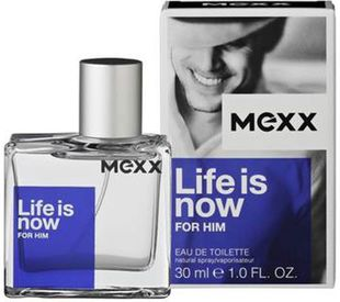 Туалетная вода Mexx Life is Now for Him