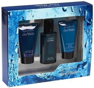 Набор Davidoff Cool Water Pour Homme