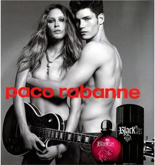 Набор Paco Rabanne Black XS for Two