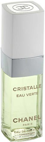 Туалетная вода Chanel Cristalle Eau Verte Concentree