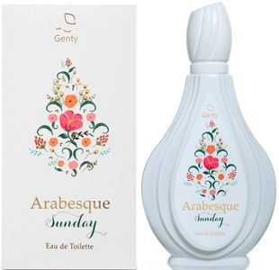 Туалетная вода Parfums Genty Arabesque Sunday 53051