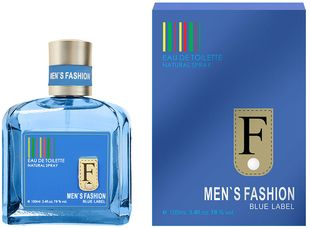 Туалетная вода Parfums Genty Men s Fashion Blue Label 44226
