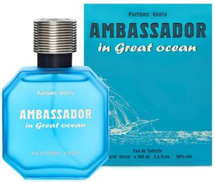 Туалетная вода Parfums Genty Ambassador Great Ocean 42369
