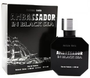 Туалетная вода Parfums Genty Ambassador in Black sea 42352