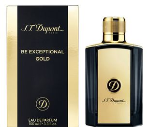 Туалетные духи S.T. Dupont Be Exceptional Gold