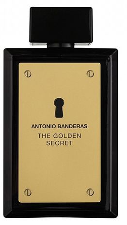 Туалетная вода Antonio Banderas The Golden Secret