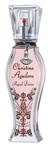Туалетные духи Christina Aguilera Royal Desire