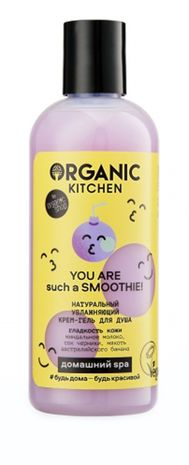 Organic shop KITCHEN Гель-крем для душа You Are Sush a Smoothie 19405